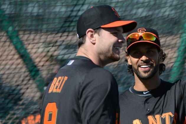 """Belt, as He Prepares for Third Opening Day: """"I Want to Reach My Potential."""""""