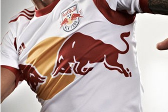 Red Bulls Reveal 2013 Home Jersey at New York City