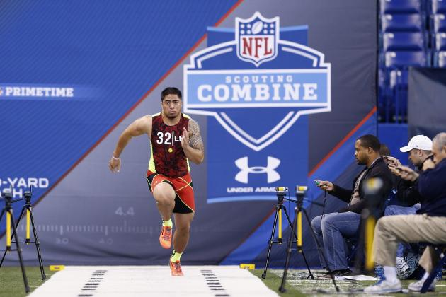 NFL Draft 2013: Manti Te'o and Players Whose Stock Is Falling After Combine