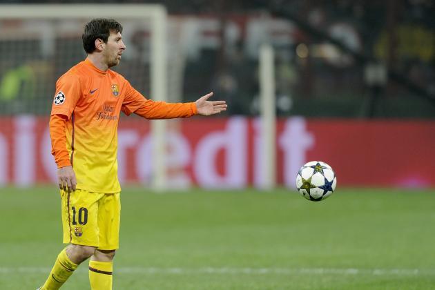 Lionel Messi: Barca Striker Will Struggle in Copa Del Rey vs. Real Madrid