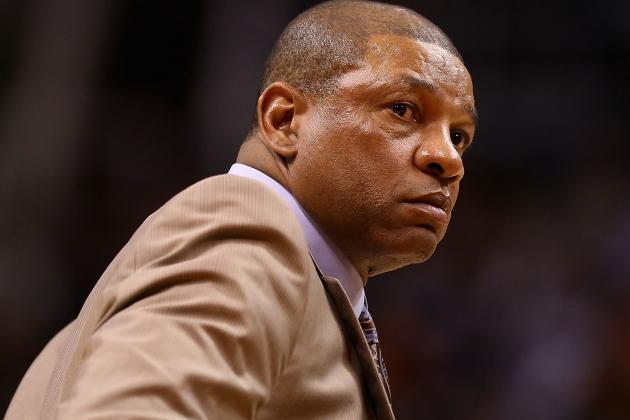 Doc Rivers Is Thinking More About Rest Than Playoff Seeds