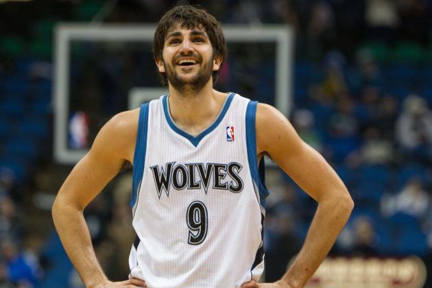 After Slow Start, Ricky Rubio Looks More Like His Old Self