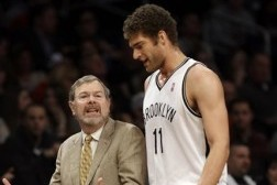 Carlesimo Regrets Late Lopez Benching