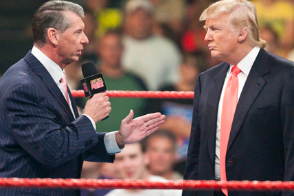 Donald Trump Announced for WWE Hall of Fame