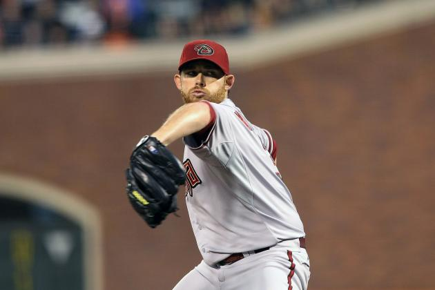 RHP Ian Kennedy picked as opening-day starter for Diamondbacks