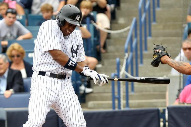 Curtis Granderson's Injury Gives Yankees Worst Opening Day Lineup in 21 Years