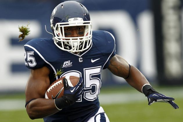 UConn RB Martin Hyppolite in Serious Condition After Crash