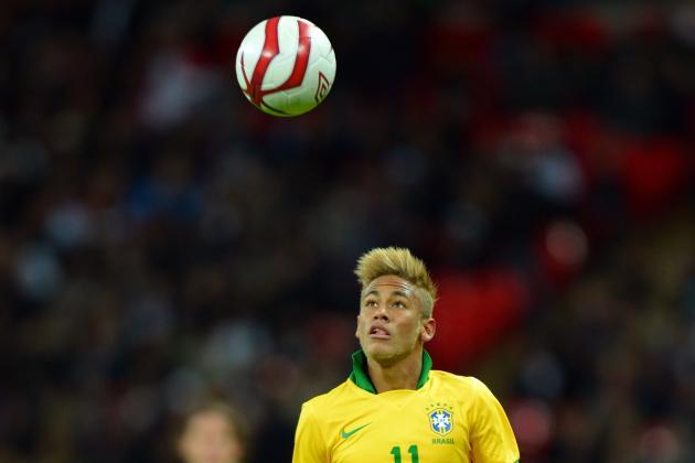 Could Neymar Equal Luis Suarez's Influence on the Premier League?