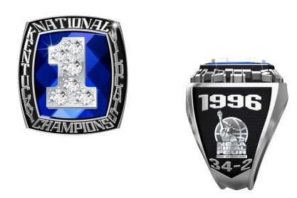 Getting Championship Rings 'Just Like Winning' Again for '96 Greats