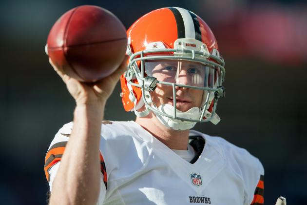 Weeden Says He 'Absolutely' Can Beat out Anyone for Starting QB Job