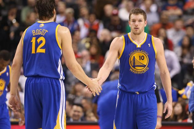 How Can David Lee and Andrew Bogut Thrive Together for Golden State Warriors?
