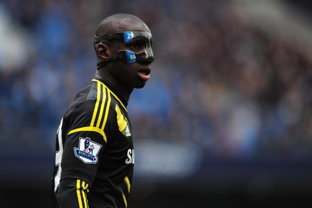 Chelsea FC: Grading Striker Demba Ba's Start for the Blues