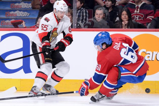 ESPN Gamecast: Canadiens vs. Senators