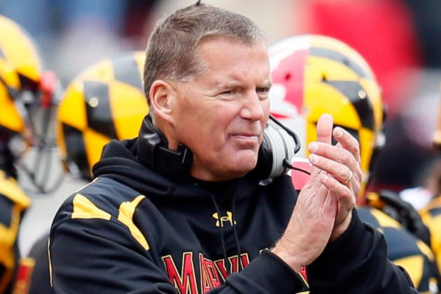 Randy Edsall Really Doesn't Like the NCAA's New Recruiting Rules