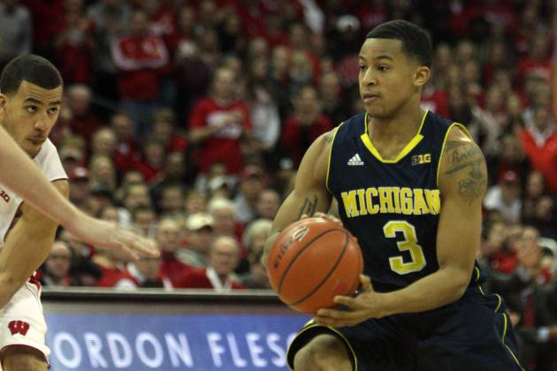 Michigan Basketball: Will Wolverines Sink or Swim in Brutal Closing Schedule?