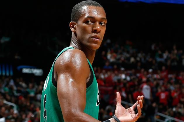 Rajon Rondo Doesn't Mess Around When It Comes to Connect Four