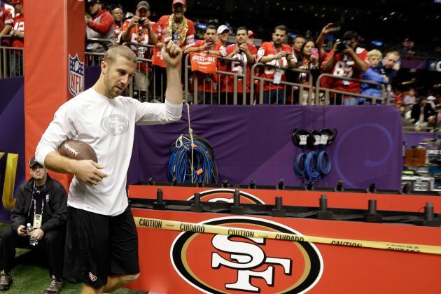 NFL Trade Rumors: Latest Buzz Regarding Alex Smith, Nick Foles and Percy Harvin