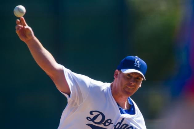 Chad Billingsley Recovers After Rough Start in First Appearance