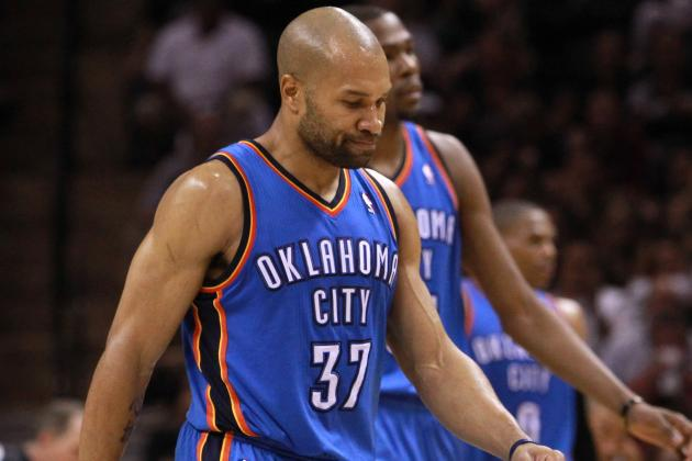 Five Reasons the Thunder Brought Back Derek Fisher