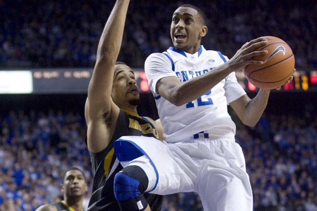 Kentucky's Tournament Hopes Rely on Remaining Schedule