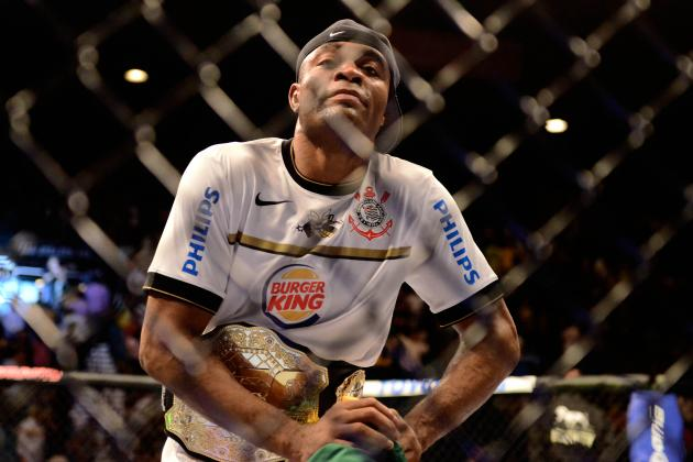 Anderson Silva Wants Jon Jones Superfight in New York at 190 Pounds