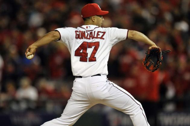 Gio Gonzalez Happily Gets Back to Baseball in First Spring Start
