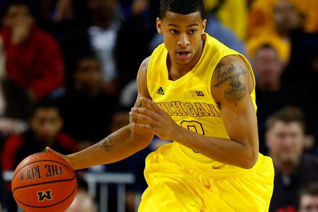 Trey Burke Says Talented Michigan Team Has Final Four Goal