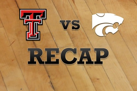 Texas Tech vs. Kansas State: Recap, Stats, and Box Score