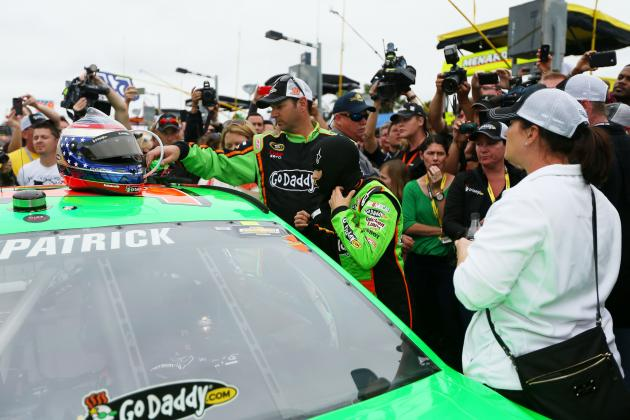 NASCAR: Was Danica Patrick's Pre-Race Hype Justified?