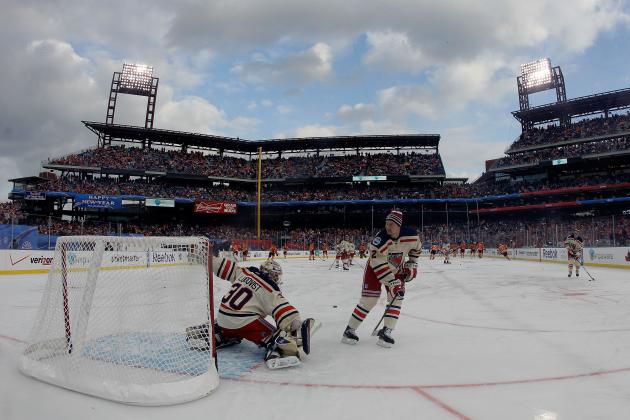 Additional Outdoor Games Would Be Great for Fans and the NHL