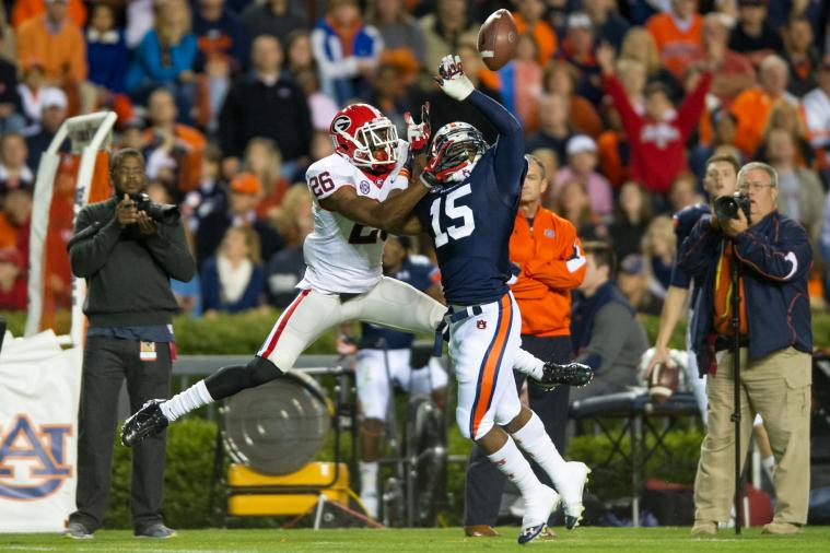 Auburn Football: Secondary To Be Strength Of Tigers D In 2013