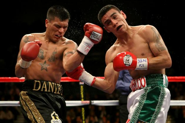 Ponce De Leon Lands 'Big-Time' Fight vs. Mares