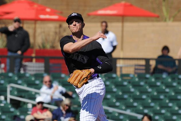 Troy Tulowitzki Shines Defensively in Second Spring Game