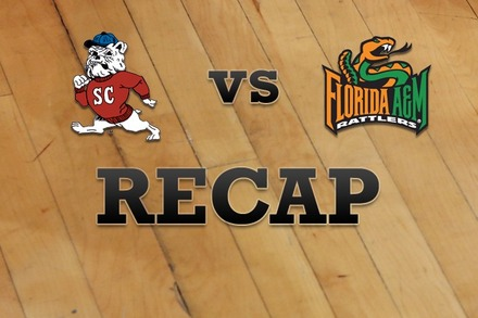 SC State vs. Florida A&M : Recap, Stats, and Box Score