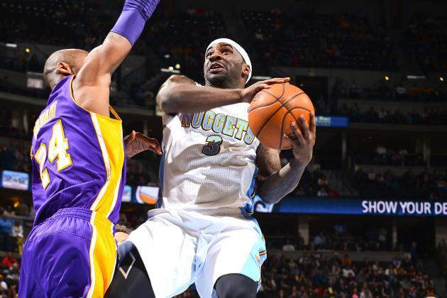Los Angeles Lakers vs. Denver Nuggets: Live Score, Results and Highlights
