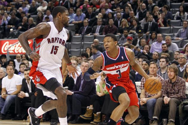 Beal, Wizards Beat Raptors for Third Win in Row