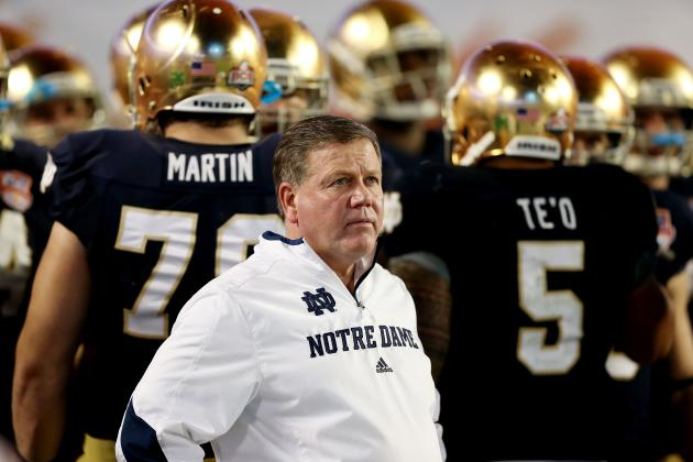 Notre Dame Football: Biggest Questions for Fighting Irish in 2013