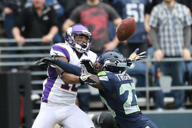 Percy Harvin Trade Value: How Much Is Enough for Minnesota Vikings Star WR?