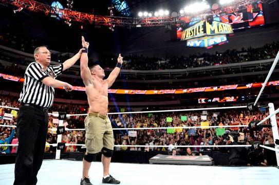 What John Cena's Win over CM Punk Means to WrestleMania Plans