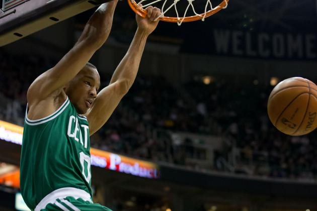 Pierce Takes Charge as Celts Outlast Jazz in OT