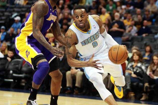 Denver Nuggets Run Away from Los Angeles Lakers 119-108