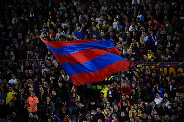 90,000 Flags to Usher in the Cup Clásico