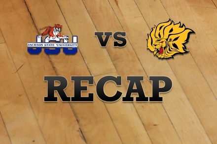 Jackson State vs. UAPB: Recap, Stats, and Box Score