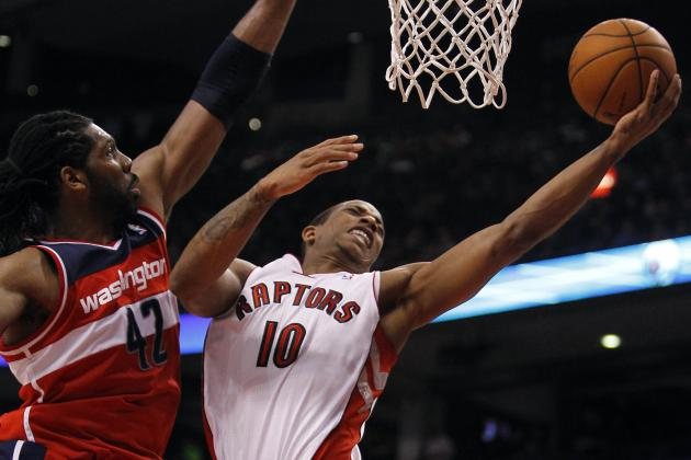 Wizards vs. Raptors: Bradley Beal Scores 20 Points to Lead Washington to Win