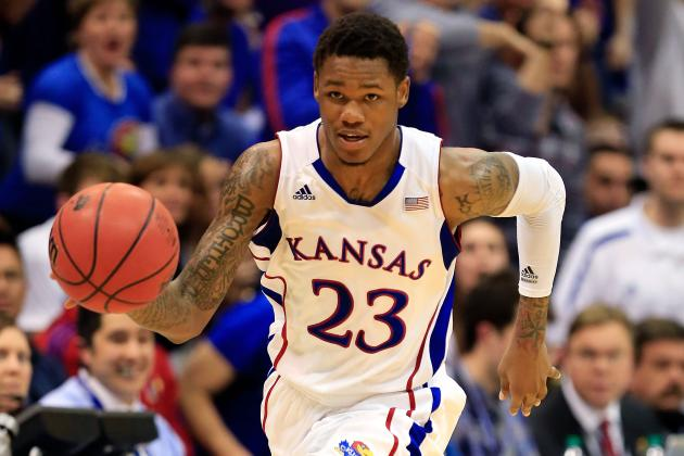 Rapid Reaction: Kansas 108, Iowa State 96