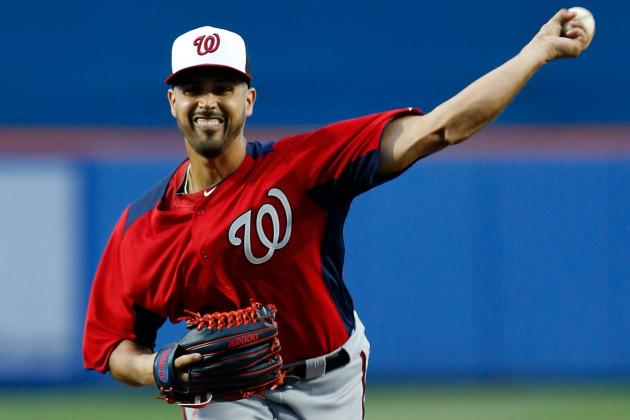 Gio Gonzalez Impressive in First Spring Training Start After Making Adjustments