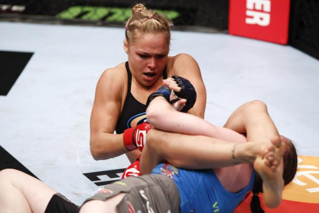 Will the UFC Women's Division Stay Exciting?
