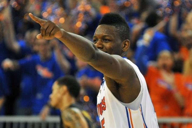 Gators' Frazier, Yeguete Sidelined Against Vols