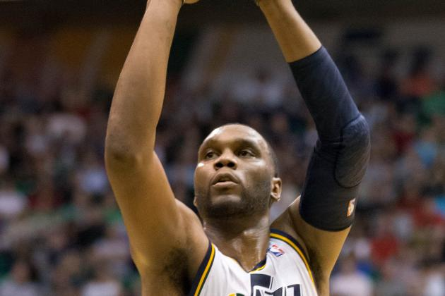 Utah Jazz Report Card: Al Jefferson Remains Winless Against the Celtics