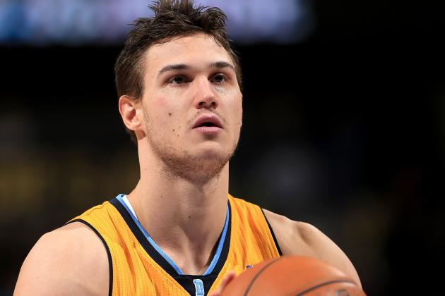 Danilo Gallinari Sits out Lakers Game with Left Thigh Bruise